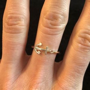 Jewelry - Anchor Ring